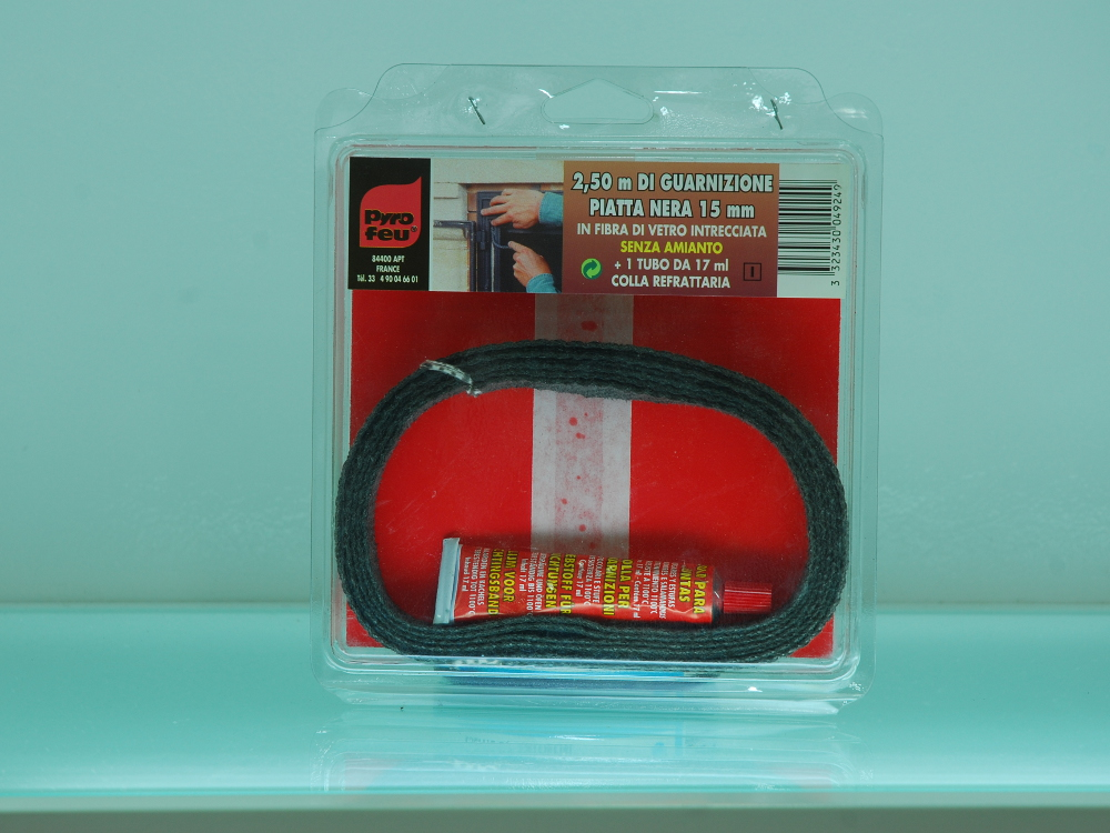 Guarnizione in fibra di vetro